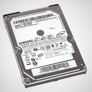 HP Designjet 5000ps Hard Drive
